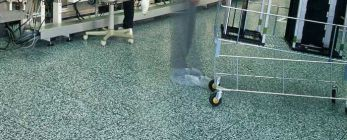 Conductive ESD AntiStatic Flooring For Floor Safety - Conductive flooring specifications