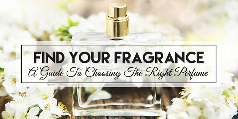 how to find the right perfume scent