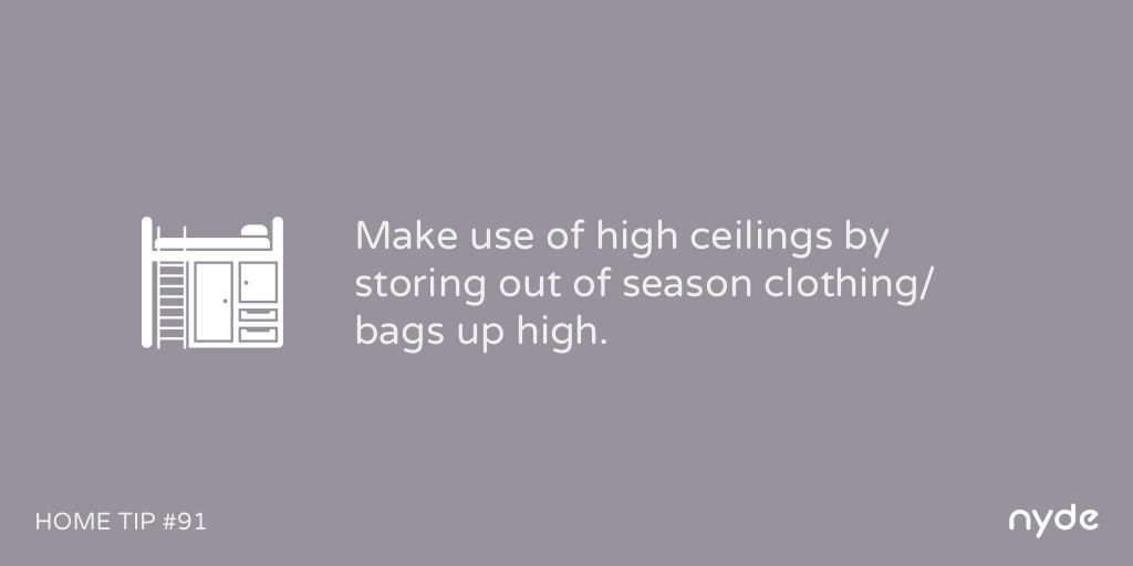 Home Tip #91