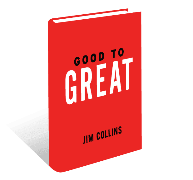 good to great paper This essay good to great review is available for you on essays24com search term papers, college essay examples and free essays on jim collins and his research team have done a wonderful job identifying what it takes for a company to go from good to great i found this book to be.
