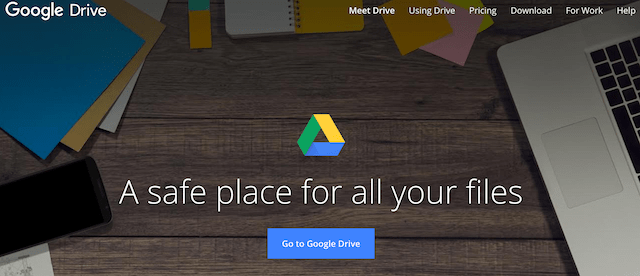 Productivity Apps For Business Google Drive