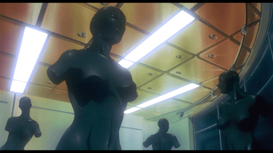 Ghost in the Shell montagem 5