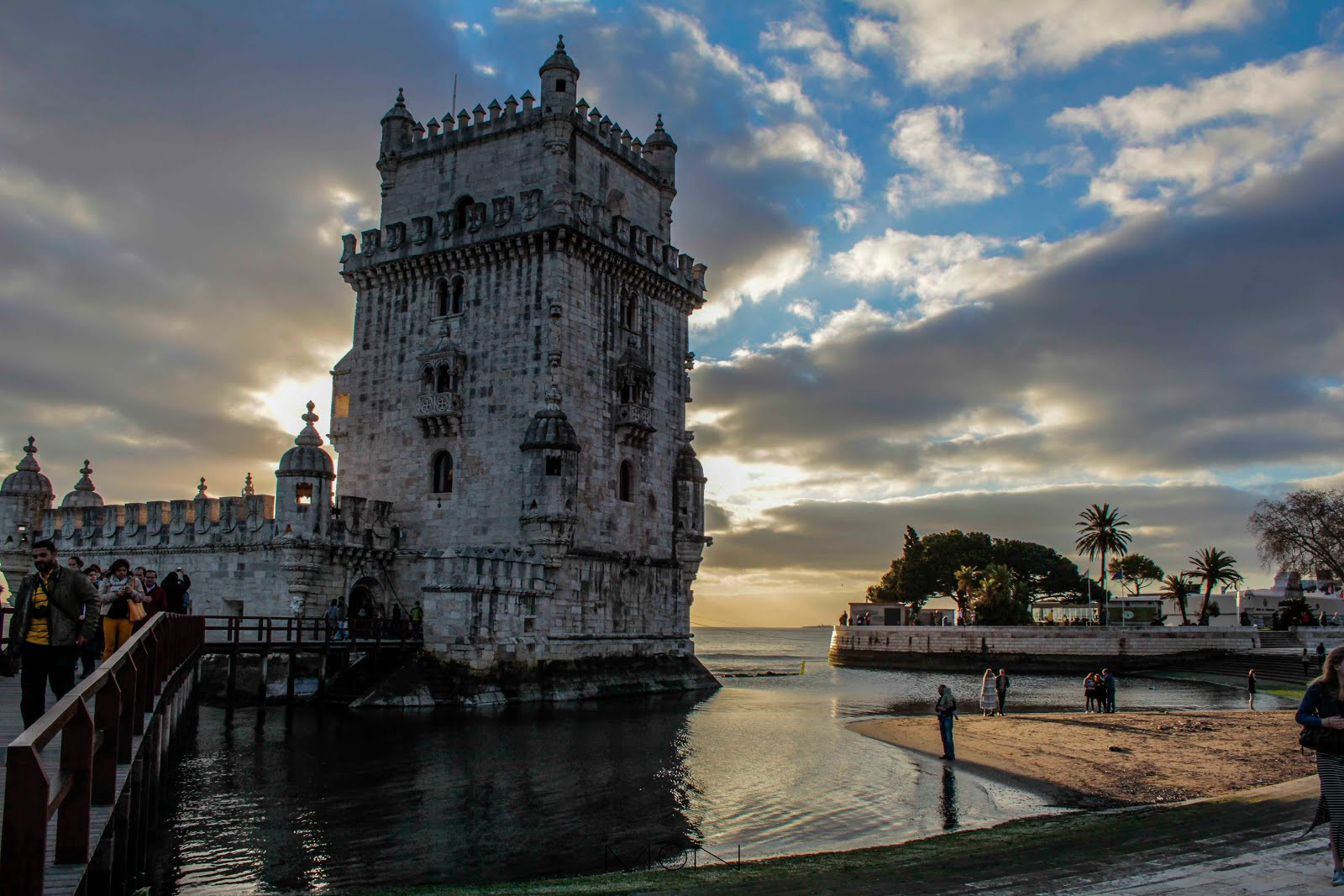 Curated by Mon - Belem Tower
