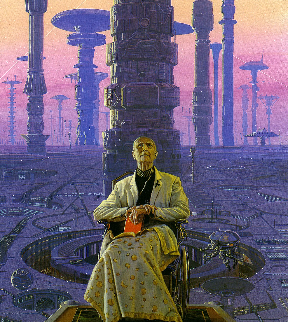 Isaac Asimov's Foundation Being Adapted for HBO by Jonathan Nolan