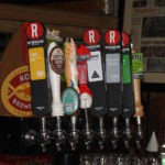 local craft beer taps