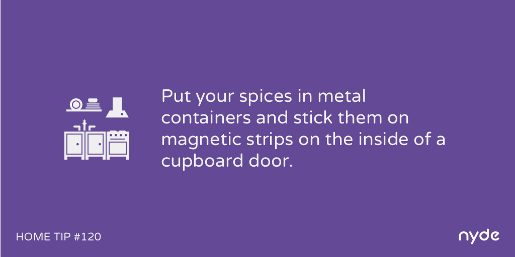 Home Tip #120
