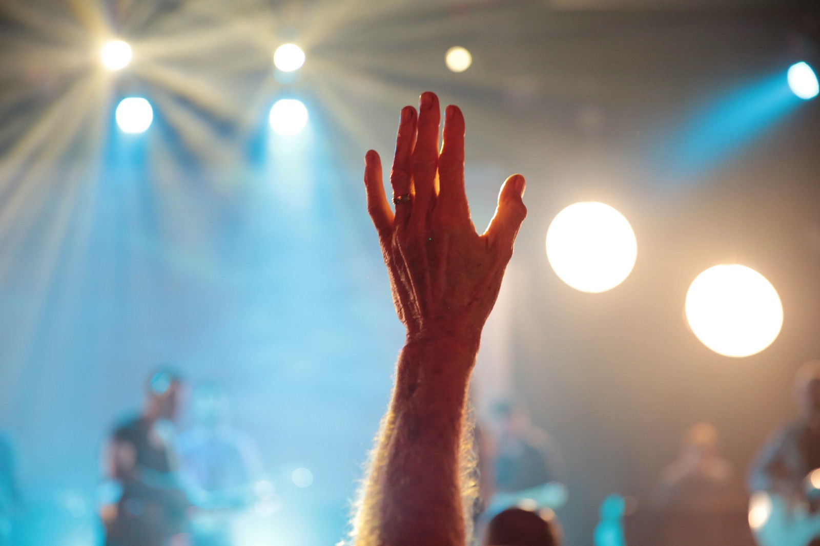 Finding strength in the power of worship