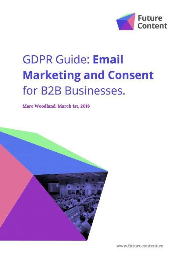 GDPR Guide: Email Marketing Consent for B2B Businesses