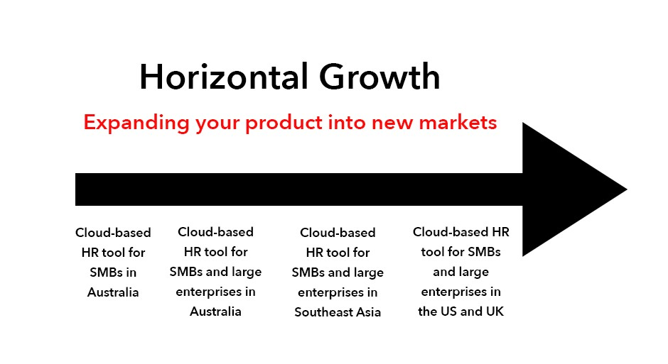 international entry options for horizontal growth From concentric diversification horizontal growth is the expanding of a firm's activities into other analyze strategic options for international development.