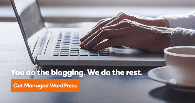 Managed WordPress Article Content Ad