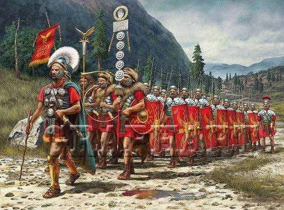 Image result for Roman army