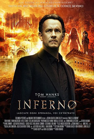 Inferno Trailer Heralds Tom Hanks Return As Robert Langdon