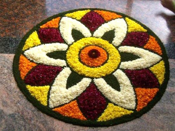 diwali 2017 best rangoli designs for decorating your home