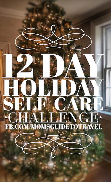 Holiday Self Care Challenge