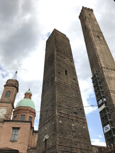 Medieval Towers Bologna