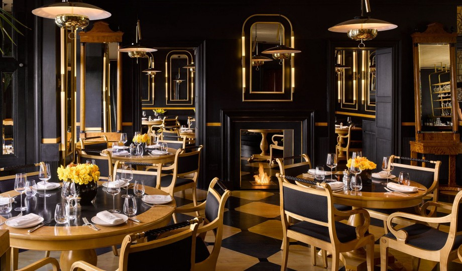 Hotel Interior Design Pschology of Color | Fohlio | Drama | Blakes Hotel London