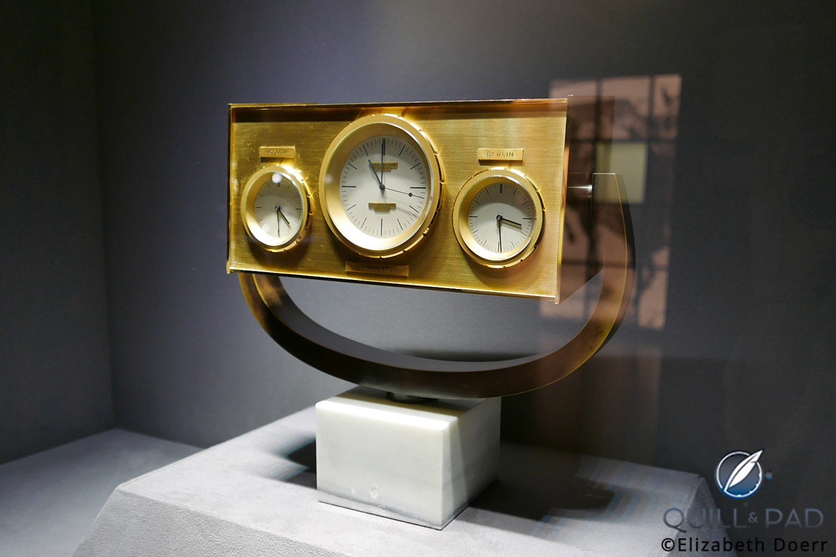The JFK clock by Patek Philippe