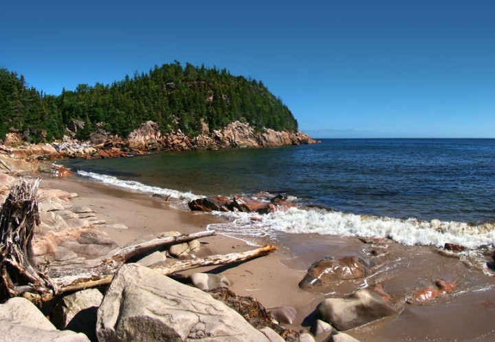 Cape Breton Highlands National Park (Credit: Wikimedia Commons)