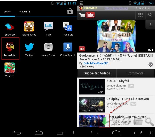 How to use TubeMate YouTube Downloader – ankit – Medium
