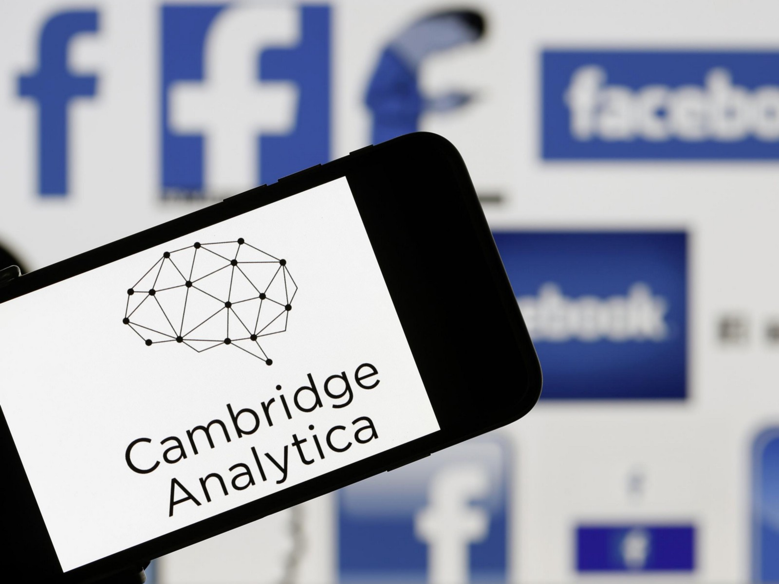 Image result for The Crambridge Analytical Scam