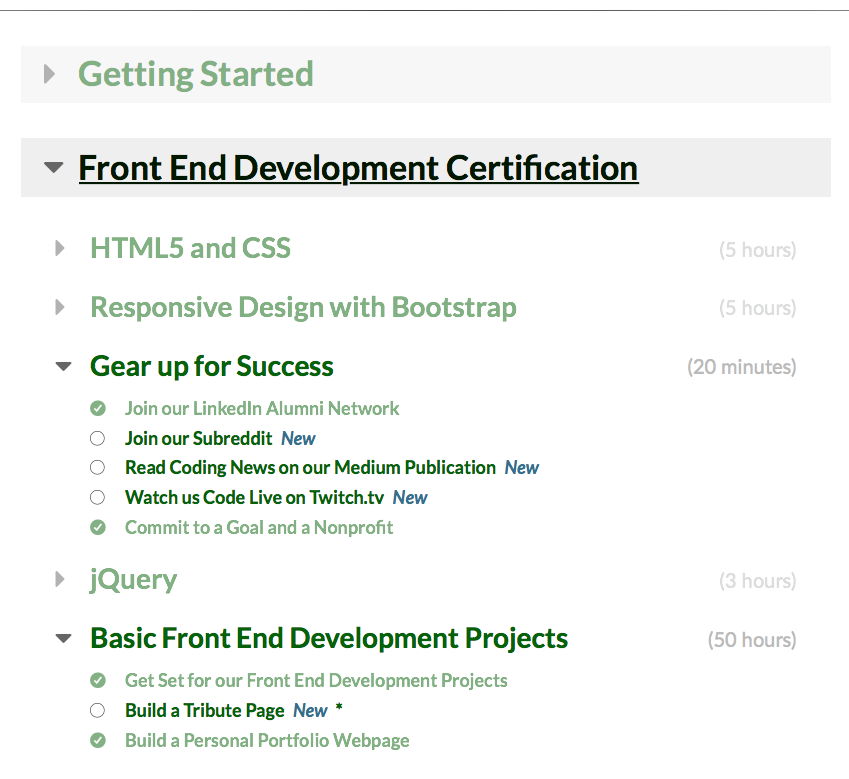 What To Kickstart Learning Web Development By Amazingandyyy