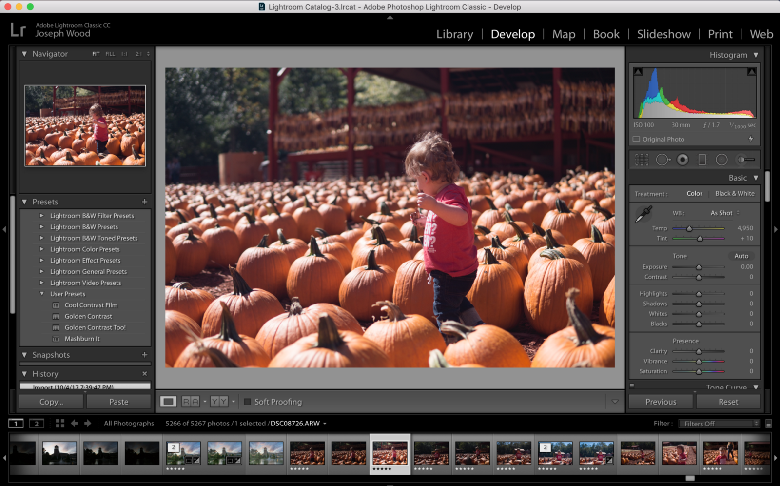 Not much has changed with Lightroom Classic except that it's a little faster.