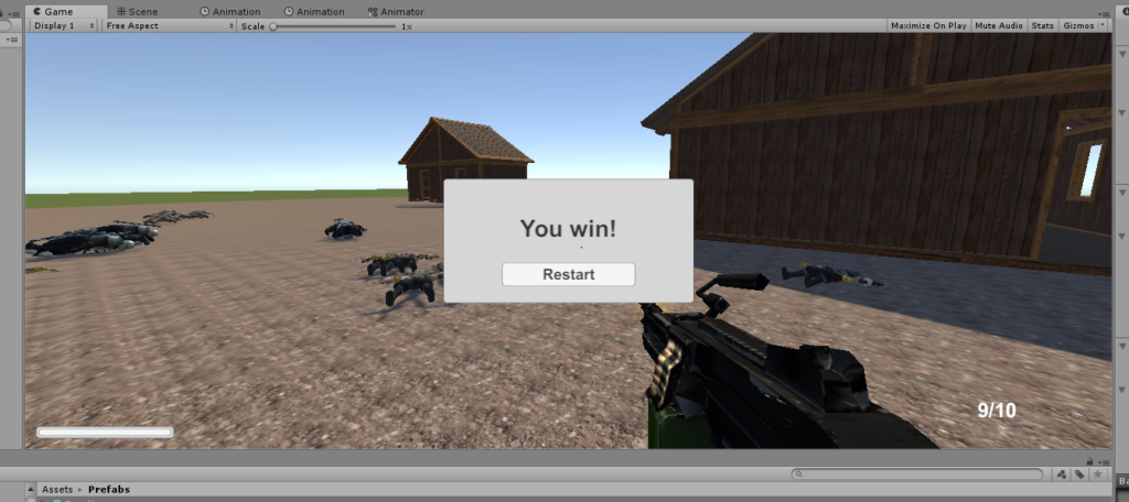 Day 29 of 100 Days of VR: Spawning New Enemies in Unity and