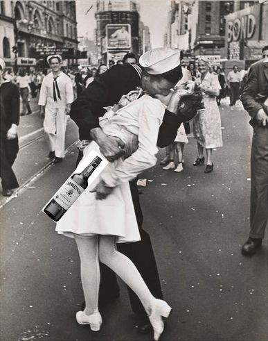 Iconic Photos-Sailor Doctored