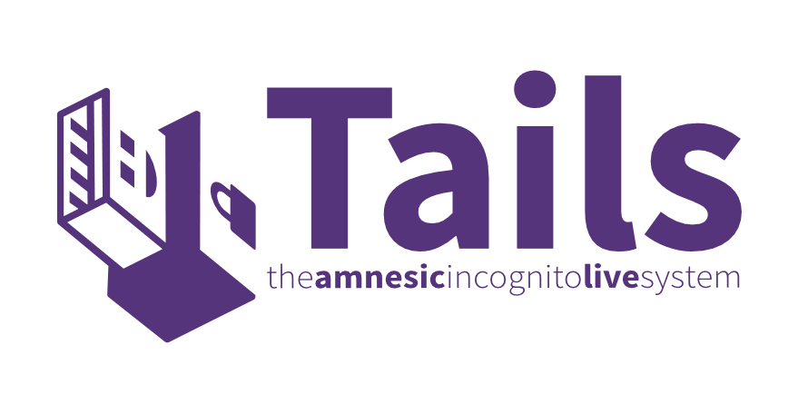the tails logo