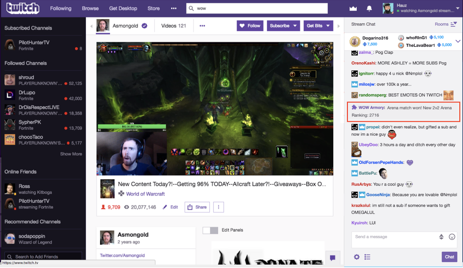 Extensions Capabilities in Twitch Chat \u2013 Twitch Blog