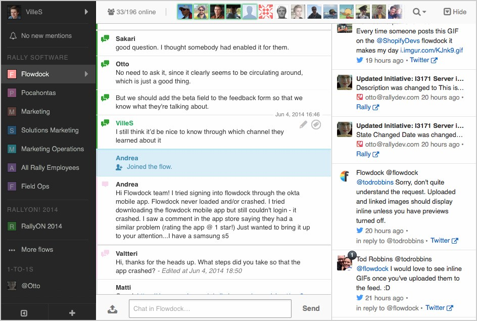10 HipChat Alternatives (True & False Competitors Reviewed in 2017)