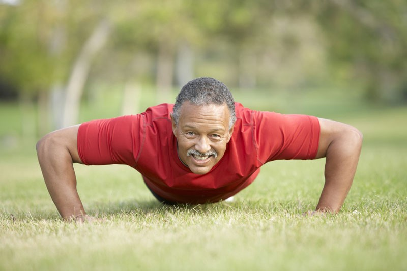 Fitness Tips For Those In Their Senior Years