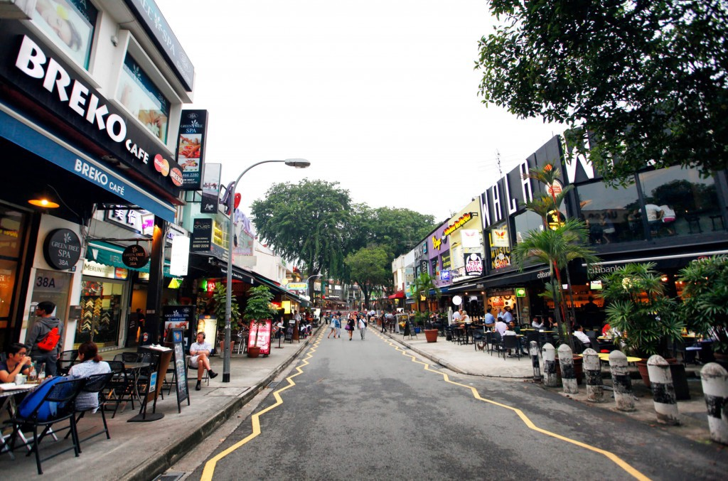 Where to live in Singapore - Holland village