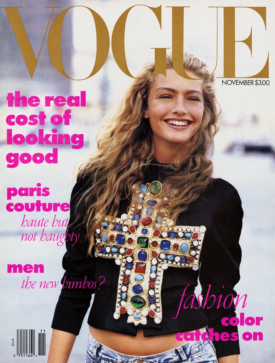The Vogue Story Reading Beyond Glossy Pages Of A 100 Year Old