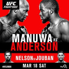 UFC Fight Night 107: Manuwa vs. Anderson