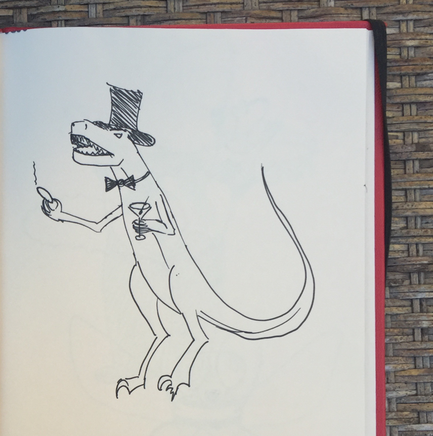 fancy raptor, velociraptor