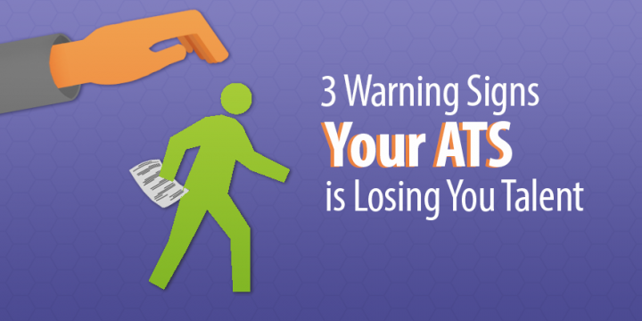 3 Warning Signs Your Ats Is Losing You Talent Capterra Talent Mgmt