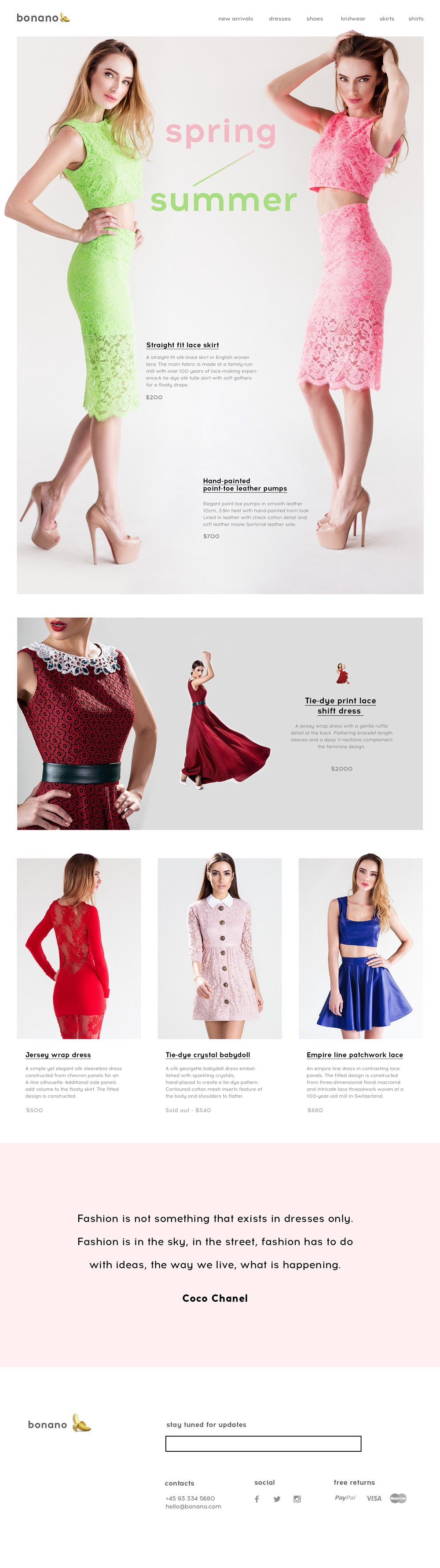 Sell Like Hotcakes: UI Designs for E-Commerce.