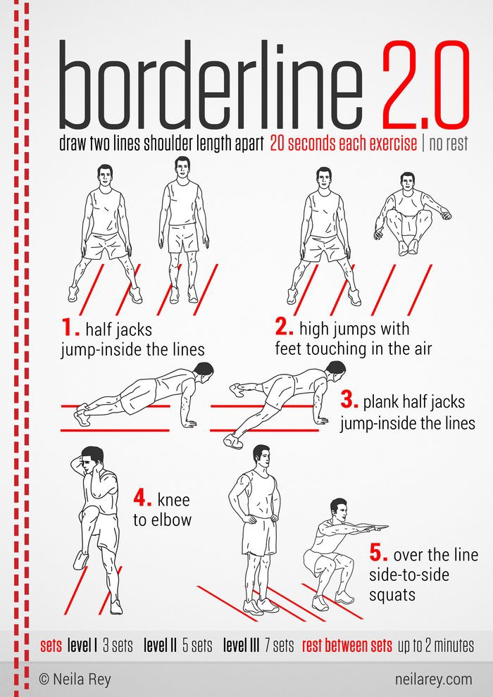 100-no-equipment-workouts-infographics-workout-body-gym-10