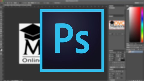 Udemy - Adobe Photoshop CC For Beginners: Main Features Of Photoshop