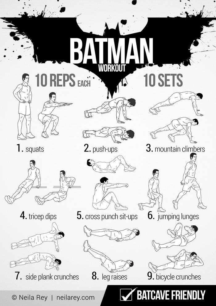 100-no-equipment-workouts-infographics-workout-body-gym-8