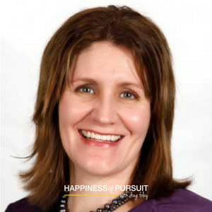 Julie Caraccio on The Happiness of Pursuit Podcast