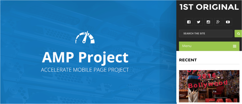 Your Wordpress Sites too much faster using Accelerated Mobile Pages ( AMP )