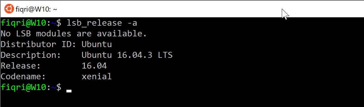 How to setup Apache, MySQL and PHP in Linux Subsystem for Windows 10