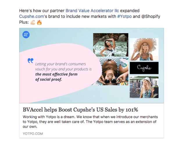How We Quadrupled Social Traffic in 6 Months – From Yotpo
