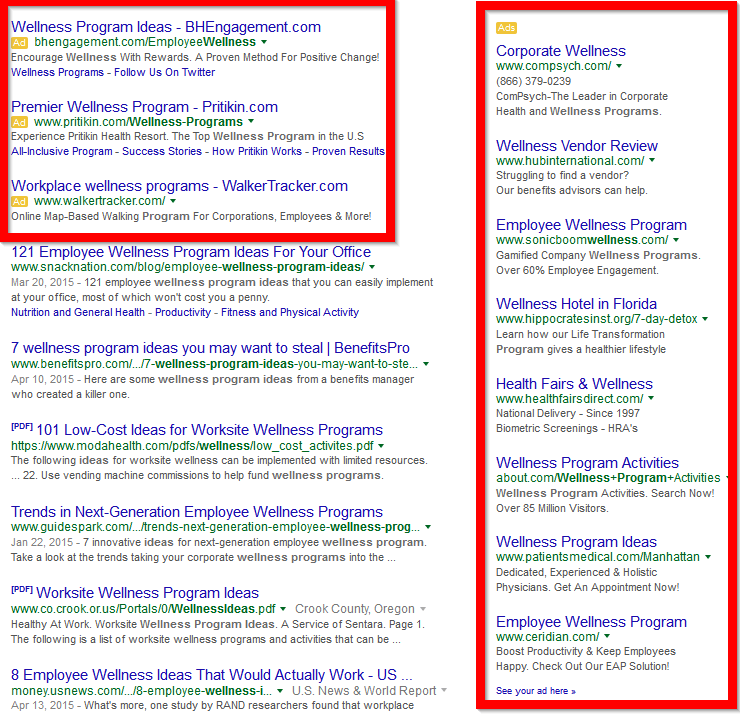all that adwords action told emil theres strong commercial intent behind this keyword
