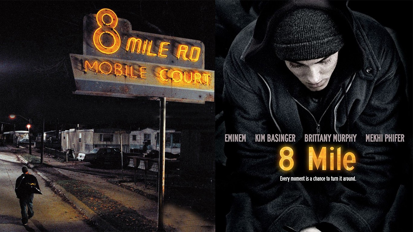 when was the movie 8 mile made