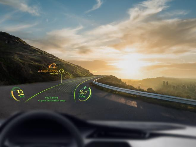 Will #AR navigation be in your car soon?  via @CNET