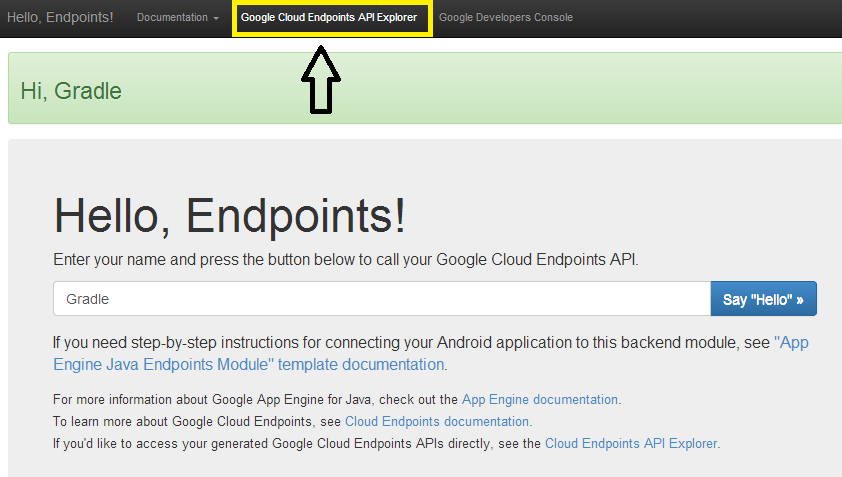 Gradle Tutorial : Part 9 : Cloud Endpoints + Persistence + Android ...