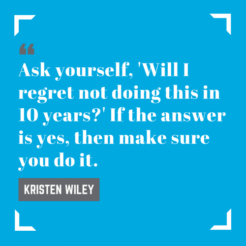 Kristen Wiley Quote Card